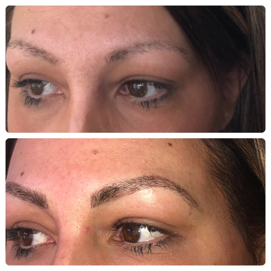 Bella Salon And Day Spa Microblading